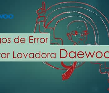 Reparar lavadora Daewoo Sevilla