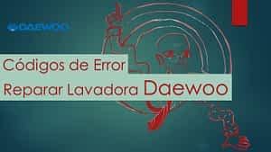 Reparar Lavadora Daewoo 1